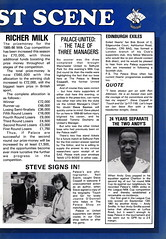 Crystal Palace vs Manchester United - 1986 - Page 5 (The Sky Strikers) Tags: road park cup magazine manchester milk official crystal united palace to british eagles telecom hummel wembley 50p matchday selhurst