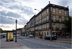 329-RUA NOVA DA ALFNDEGA- OPORTO- (-MARCO POLO-) Tags: rincones atardeceres calles