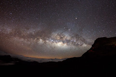 The Great Beyond (melfoody) Tags: milkyway haleakala mountain volcano night sky stars starscape wonder universe canon ultrawideangle rokinon 12mm 5dmkiii maui hawaii 1128
