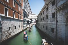 Venice (eric.vanryswyk) Tags: old city bridge venice sky italy white water buildings canal nikon canals gondola 20mm nikkor f18 sinking achitecture gondolas d610