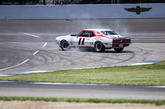 After a smoke filled pirouette down the front straight at Indy (michaelallanfoley) Tags: nikon 300mm fresnel 300 phase f4 pf f4e d7000