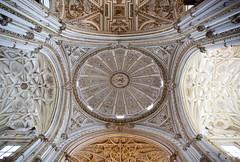 Mezquita (HDH.Lucas) Tags: spain mosque ceiling lucas espana cordoba mezquita andalusia