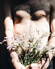 (simone.gram) Tags: flowers boy shirtless hairy man male men guy boys hair naked nude square nipples skin body chest guys dude squareformat dudes iphoneography instagramapp uploaded:by=instagram