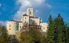 lake & castle - Trakošćan (21) (Vlado Ferenčić) Tags: castles architecture croatia hrvatska hrvatskozagorje nikkor8020028 zagorje nikond600 castleschurches