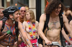 All change (Le monde d'aujourd'hui) Tags: london bike naked funny ride eu worldnakedbikeride wnbr eorl brexit