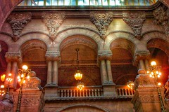 New York State Capitol ~ Albany New York ~ Interior ~ Great Hall ~ Historic
