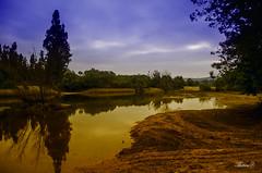 Reflejos de Realidad (Thitn) Tags: chile parque paisajes lake rio lago photography nikon lagos campo aire libre reflejos serenidad soar nikonistas thitan d5100