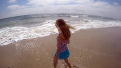 G0022133 (Tom Simpson) Tags: ocean beach maddie newjersey nj madeline jerseyshore boogieboard avonbythesea