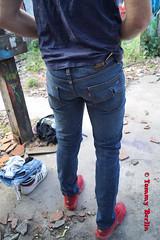 jeansbutt9939 (Tommy Berlin) Tags: men ass butt jeans ars levis