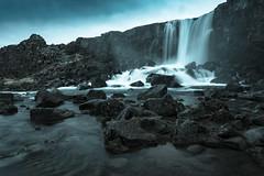 ingvellir (Corey Hayes) Tags: ingvellir iceland waterfall landscape rocks