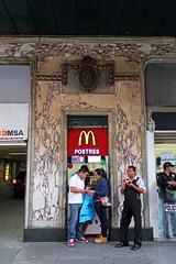 Mini-McDonald's (laap mx) Tags: mexico mexicocity mcdonalds ciudaddemexico centrohistorico