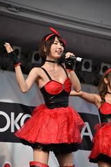 DSC_9570 (hideto_n) Tags: sgirls dstaion      d750 nikon rq   fresh angels   groupshot performer gown costume cute