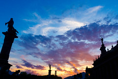 _MG_3509 (TonyD.2) Tags: colorful blue red warmcolors sunset