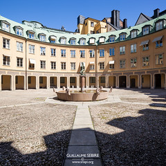 Gamla stan, Stockholm (g u i l l a u m e) Tags: stockholm gamlastan sweden sverige sude