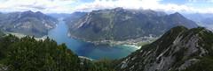 Achensee (bookhouse boy) Tags: mountains alps berge alpen achensee karwendel pertisau achental 2016 bärenkopf bärenbadalm 4juli2016 weisbachsattel