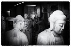 Chongshan buddha statue workshops (woOoly) Tags: chongshan buddha statue workshops