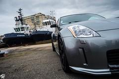 Nissan 350Z (N.D pictures) Tags: car st japan market low domestic crew meet jdm stance japenese nazaire vjs rasso