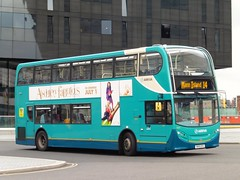 Arriva 4659 - SK15 GYU (North West Transport Photos) Tags: bus liverpool alexander pierhead enviro arriva adl 4659 e400 alexanderdennis mannisland enviro400 e40d arrivamerseyside arrivanorthwest sk15gyu
