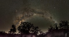 West Haldon Nightscape (andrew.walker28) Tags: milky way galaxy galactic centre center core stars night sky long exposure west haldon queensland australia trees landscape nightscape
