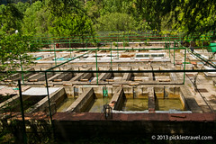 Fish Farm (Gretcholi) Tags: spain jaen cazorla 2013