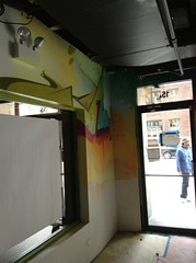 AMUSE126 (cashvsethics) Tags: chicago de graffiti 126 amuse uploaded:by=flickrmobile flickriosapp:filter=nofilter