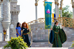 Princess Merida (5minutesformom) Tags: princess disney merida disneysmmoms princessmerida