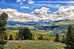 Dunraven View (Phil's Pixels) Tags: landscape bravo explore yellowstonenationalpark wtyoming dunravenpass