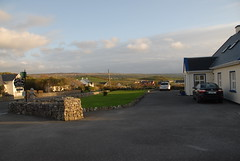 DSE_4501 View SW'ly over Doolin, Co. Clare, IE, from Nellie Dees B&B (Greying_Geezer) Tags: ireland doolin coclare 2013