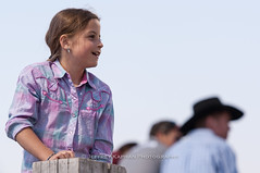 rodeo fans (jk.photos) Tags: people kids rodeo wyoming cowgirls jacksonhole cowboyhats nikon70200 jhrodeo nikond700