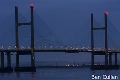 Seven Bridge (Ben Cullen) Tags: nightphotography night canon exposure slowshutter sevenbridge canon40d