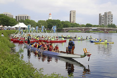 Dragon Boat Festival, Charles River -  Boston (Massachusetts Office of Travel & Tourism) Tags: summer ma massachusetts charlesriver familyfun asianamerican cultural dragonboatfestival greaterboston