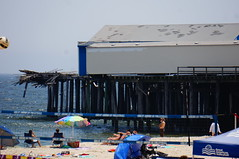 The pier at the Seaside boardwalk in New Jersey (Hazboy) Tags: new summer usa beach america us seaside state nj shore jersey boardwalk heights hazboy hazboy1