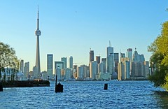 Toronto - Island View (paulfarrington46) Tags: toronto ontario canada ferry islands