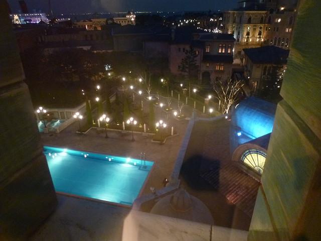 お部屋から見える夜景|東京ディズニーシー・ホテルミラコスタ