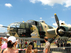 "B-25J Mitchell (1) • <a style=""font-size:0.8em;"" href=""http://www.flickr.com/photos/81723459@N04/9229249751/"" target=""_blank"">View on Flickr</a>"
