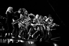 Bruce Springsteen (Davide Miglio) Tags: rome rock concert italia bruce brucespringsteen springsteen eos40d canon40d liveroma