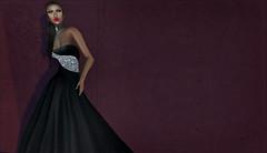 [irene] (Carley Benazzi) Tags: pink hair acid formal gown hautecouture slouch loq deesses miamai donnaflora pinkacid faceofmiamai