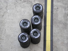 Rubber (Dan_jOnEs18) Tags: f1 formula1 tyres