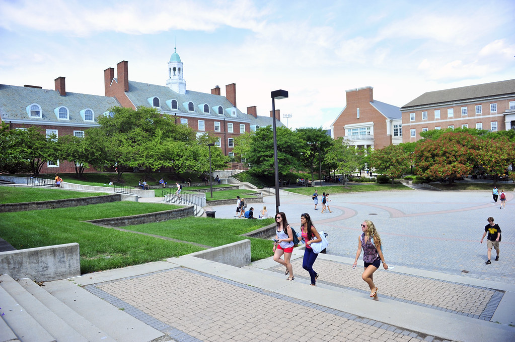 First Day of Classes - University of Maryland at College Park ...
