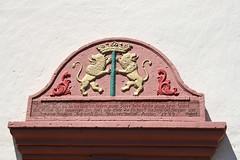 Deckenbach Kirche (blasjaz) Tags: kirchen ohm hesse homberg vogelsberg tympanon vogelsbergkreis supraporte hombergohm deckenbach blasjaz kirchenimvogelsbergkreis