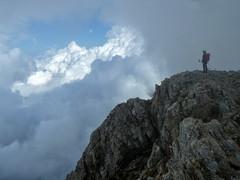 Alpinismo Gran Sasso - Dente del Lupo