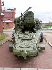 "203mm B-4 Howitzer (5) • <a style=""font-size:0.8em;"" href=""http://www.flickr.com/photos/81723459@N04/9965030886/"" target=""_blank"">View on Flickr</a>"