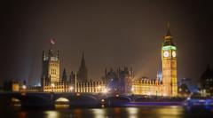 Big Ben Long Exposure (mikepino) Tags: uk longexposure england london night canon europe unitedkingdom britain bigben nighttime parliment riverthames