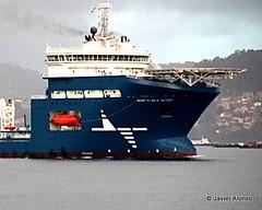 Bulbos de buques (108) (javier_cx9aaw) Tags: de shipyard shipbuilding bulbos proa puertovigo industrianaval astillerosconstrucciones cxaaw