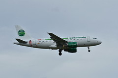 """Airbus A319-100 Germania (GMI) """"AJW Aviation"""" D-ASTZ - MSN 3019 (Luccio.errera) Tags: airbus gmi msn germania tls 3019 a319100 ajwaviation dastz"""