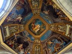 Dans la Cit du Vatican (anatoliv73) Tags: italy vatican rome roma del italia cit du muse vaticano italie citta plafond