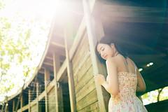 __AM1188 (ChRiS-Lu) Tags: travel color nature girl canon dream taiwan taipei zora  chrislu 5dmarkiii