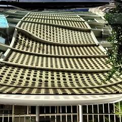 Bending the Data Flow (Andre Carregal) Tags: distortion abstract building car espelho arquitetura architecture reflections mirror distorted perspective smartphone illusion carro perspectiva parked prdio windshield reflexions processed abstrato reflexos iluso iphone architexture parabrisas distoro estacionado distorcida processada arquitextura