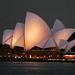 The Sydney Opera House  Australia