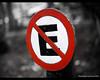 E (Bruno R.B S.) Tags: white black sign 35mm cutout out nikon cut sp e law paulo nikkor f18 sao signal placa são prohibited proibido cantareira estacionar d40